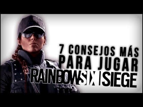 7 CONSEJOS (MÁS #2) PARA RAINBOW SIX SIEGE | Trucos y Consejos - TheRealSLK
