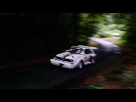 Audi sport quattro Pikes peak -  turbo & blow off valve sound