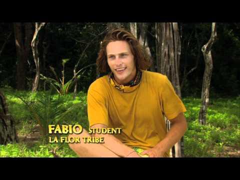 Fabio Best Moments (Survivor)