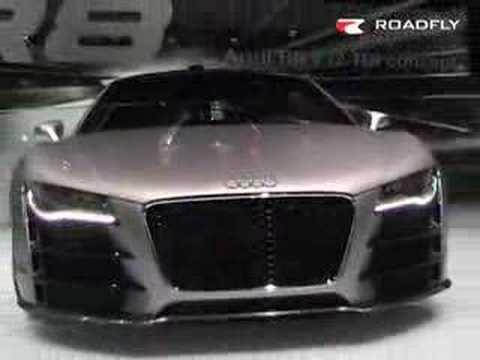 Roadfly.com - Audi R8 V12 TDI Concept