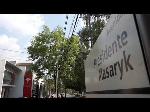 Mexico City's Most Lavish Neighborhood!? A Walk Through Polanco // Gringos in Mexico City Vlog