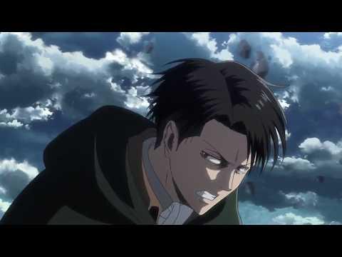 Beast Titan&39;s Bombardment  AOT S3 Part 2 Ep4  Clip