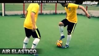 تعلم 38 حركة من افضل حركات نجوم كرة القدم