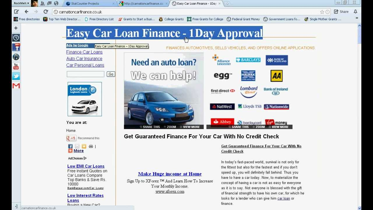 No Credit Check Car Lots >> No credit Check Car Dealers UK-Guaranteed Car Loan ...