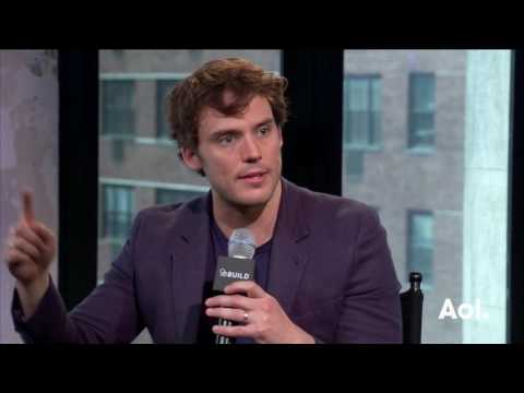 "Sam Claflin On ""Me Before You"" 