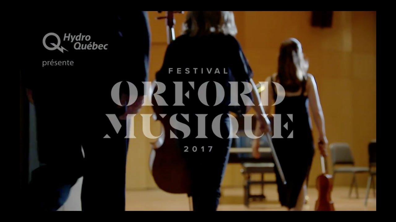 festival orford musique 2017 publicit t l vis e youtube. Black Bedroom Furniture Sets. Home Design Ideas