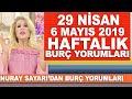 TÜM BURÇLAR | Nuray Sayarı'dan haftalık burç yorumları | 29 Nisan - 5 Mayıs 2019