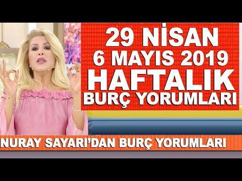 TÜM BURÇLAR | Nuray Sayarı'dan haftalık burç yorumları | 29 Nisan - 5 Mayıs