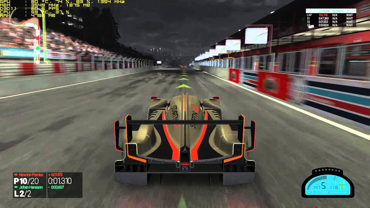 project cars msi gtx 980 ti gaming 1920x1080 hd