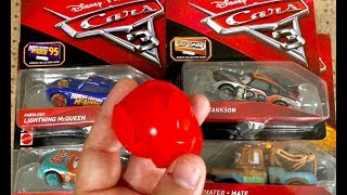 Disney Cars 3 Toys Giveaway - Do the Zuru Smashers Challenge #SmashersChallenge by Family Toy Review