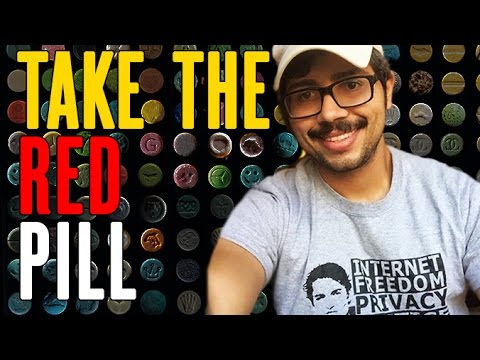 Sterlin Lujan: Taking the Red Pill and Exiting the Matrix