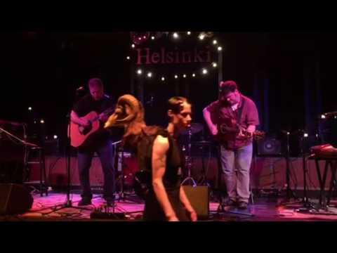 James Hearne & the Annotations. Club Helsinki Open Mic. Hudson NY. September 13, 2016