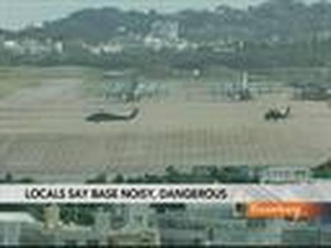 Hatoyama to Move U.S. Military Base Within Okinawa: Video