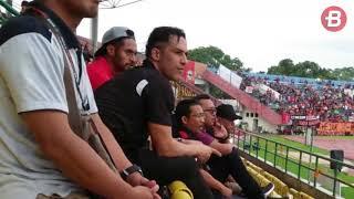Dermawan Banget, Ini yang Dilakukan Addison Alves Saat Nonton Laga Persija Jakarta Vs PSMS Medan