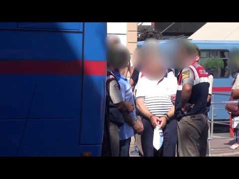 bartında ilk fetö tutukluları mahkemeye çıkarıldı