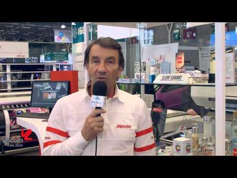 Interview Igor Gadreaud • MIMAKI