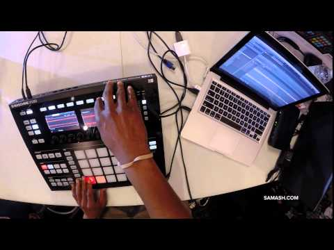Native Instruments Maschine Workshop Featuring Ski Beatz - Sam Ash Music Manhattan