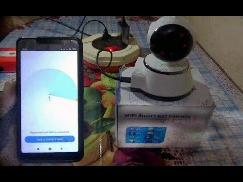 V380 Wifi Camera Setup !!! How To Setup Smart Wifi Net Camera, V380 App Configuration Step By Step