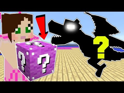 Minecraft: LUCKY BLOCK POKEMON CHALLENGE!! - POPULARMMOS WORLD [3]