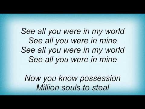 Danzig - See All You Were Lyrics