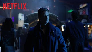 Altered Carbon | Date Announce | Netflix