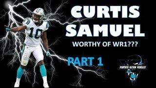 Carolina Panthers: Curtis Samuel - WR1 Worthy???