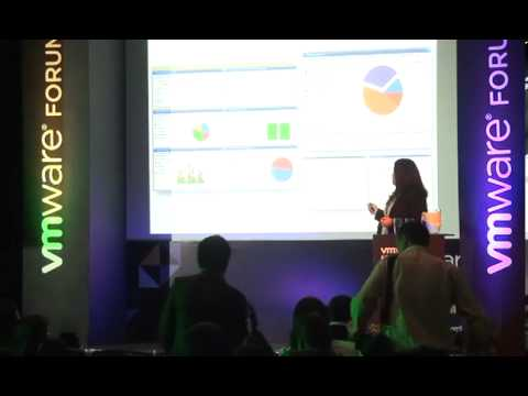 VMware Forum 2013 COLOMBIA / Cloud Infrastructure 2_