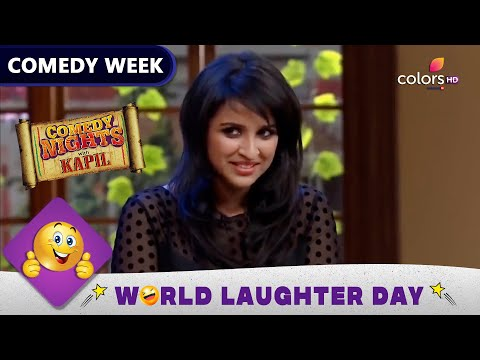 Comedy Week   Comedy Nights With Kapil   Kapil And Parineeti's Hilarious Flirting