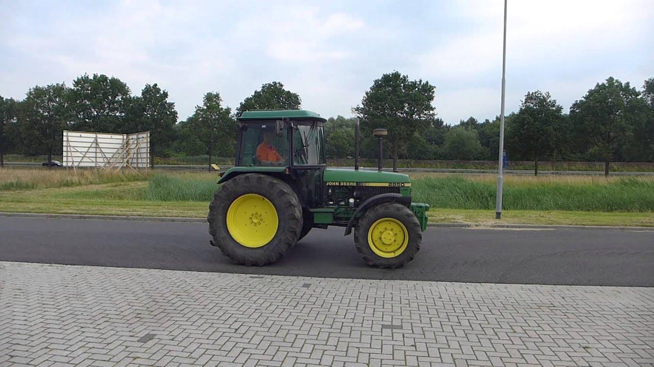 kavel 2 tractor john deere 2850 sg2 youtube rh youtube com John Deere Ignition Wiring Diagram Tractor Ignition Switch Wiring Diagram
