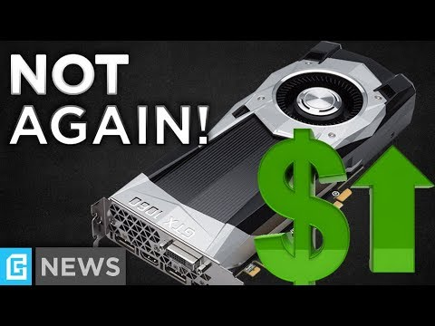 Graphics Cards Going Up $5-20?!