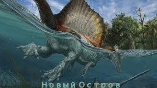 """ Парк Юрского Периода Операция """"Генезис""""  Новые моды + новые динозавры"""