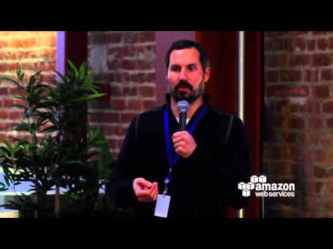 Amazon DynamoDB January 2016 Day at the SF Loft | Build a Location-Aware Recommendation Engine