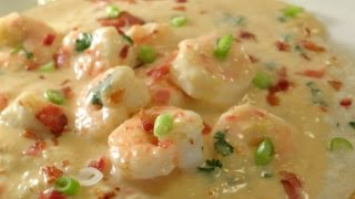 Shrimp and Grits Recipe - Full of Southern Goodness! :)
