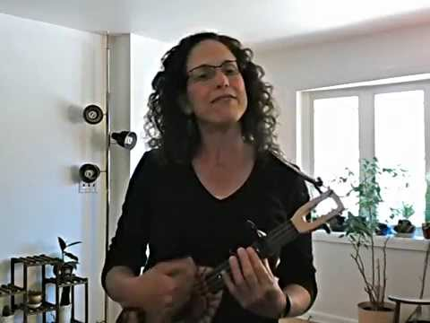 Fish Heads - Barnes & Barnes (ukulele cover)