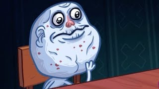 COMO MORIR POR SIEMPRE SOLITO | Trollface Quest: Memes