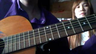 Nhạc Chế Gõ Po và Guitar - Tâm Sự Đời Tôi - ( Hot Girl + Guitar Lợi Decal )