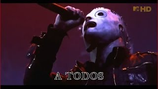 Slipknot Psychosocial Subtitulos Español Live MTV World Stage London 2008