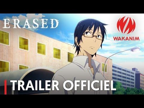 Erased | Trailer officiel