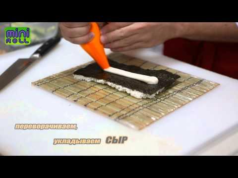 Роллы Бонито со стружкой тунца, рецепт с фото