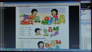 86_3 Школа английского языка в Пушкино _ Дистанционное образование _ Урок 86_3 (возраст 6…8 лет)