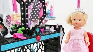 Барби привела Штеффи на кастинг. Видео для девочек.
