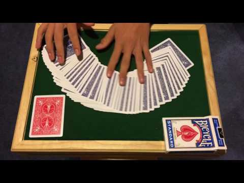 The BEST Card Trick In The World (Full Tutorial)