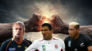 Top 10: Toughest Rugby Players of All Time