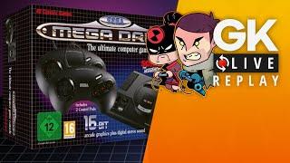 [GK Live Replay] Mega Drive Mini, on passe le catalogue en revue avec Greg