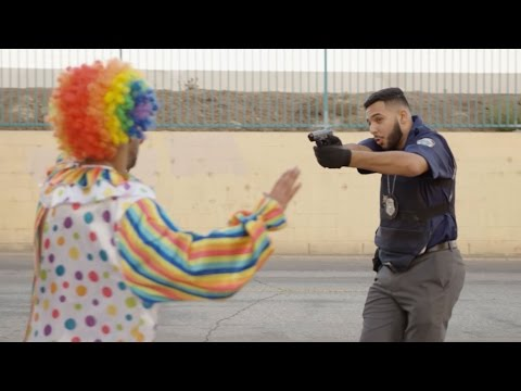 Killer Clown | Anwar Jibawi