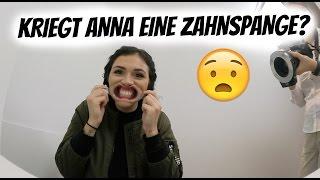 KRIEGT ANNA EINE ZAHNSPANGE? | AnKat