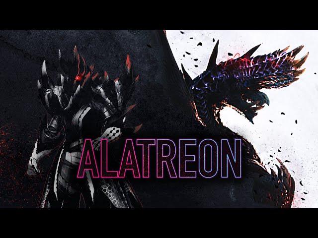 Making Of #19 - Alatreon
