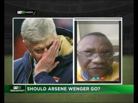 Should Arsene Wenger go ?
