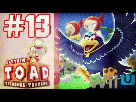 Let's Play: Captain Toad Treasure Tracker - Parte 13