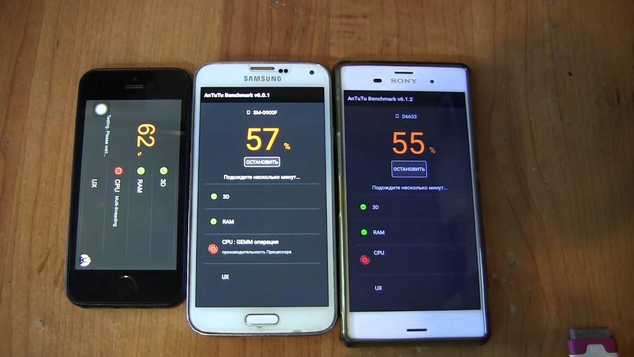 Samsung Galaxy S5 Vs Iphone 5s Xataka